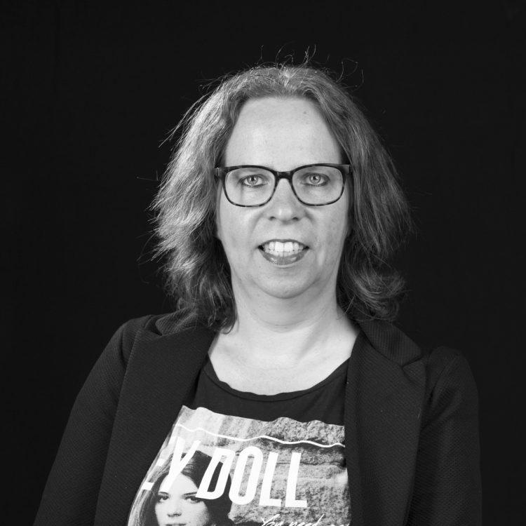 Carla Verkooijen - Administratief medewerkster