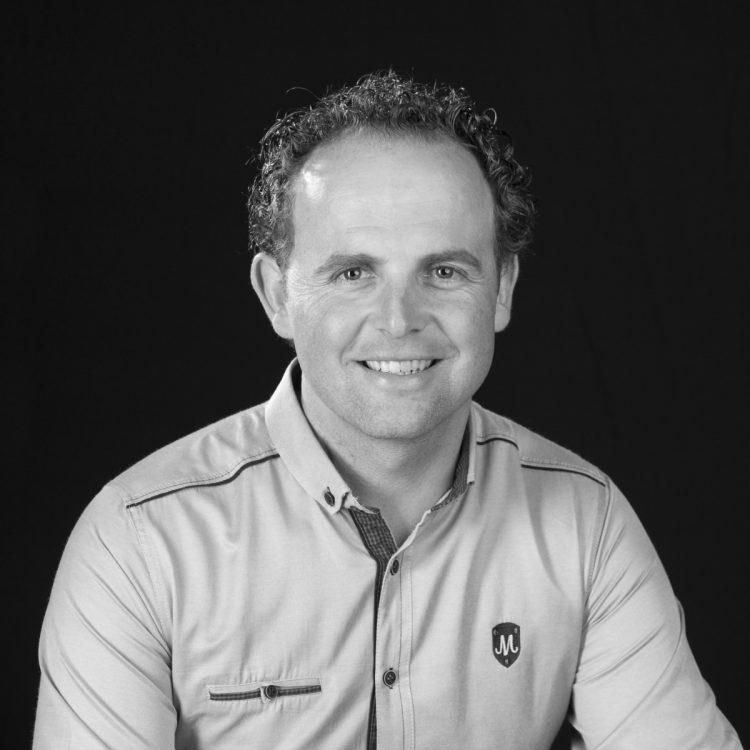 Rob Sniekers - Hoofduitvoerder NL