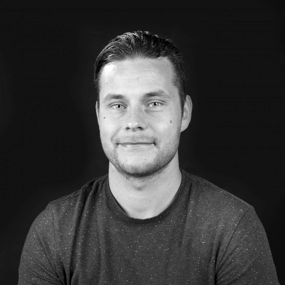 Bert Mooren - Productiemedewerker